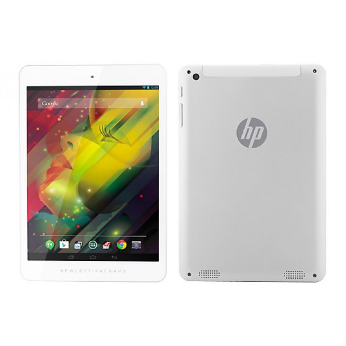 HP slate 8 - 1401 (16GB, Wifi Silver)